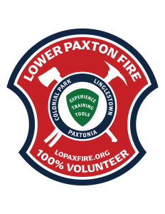 Lower Paxton Fire logo