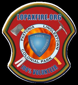 Lo Pax Fire Logo